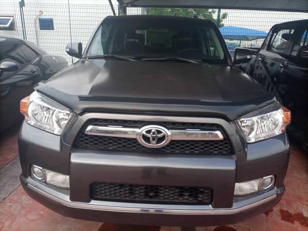 2012 Toyota 4-Runner