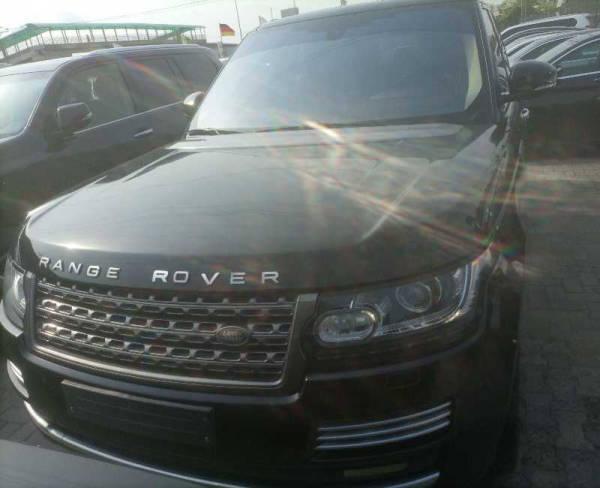 2014 Land Rover Range Rover Vogue