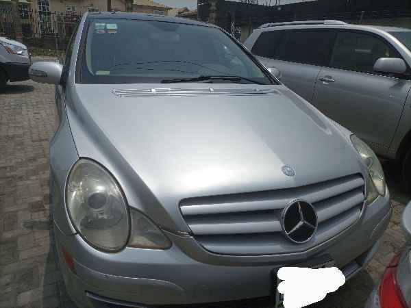 2006 Mercedes-Benz R 350