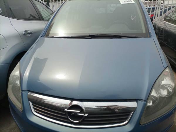 2008 Opel Zafira Life