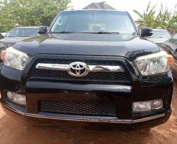 2010 Toyota 4-Runner
