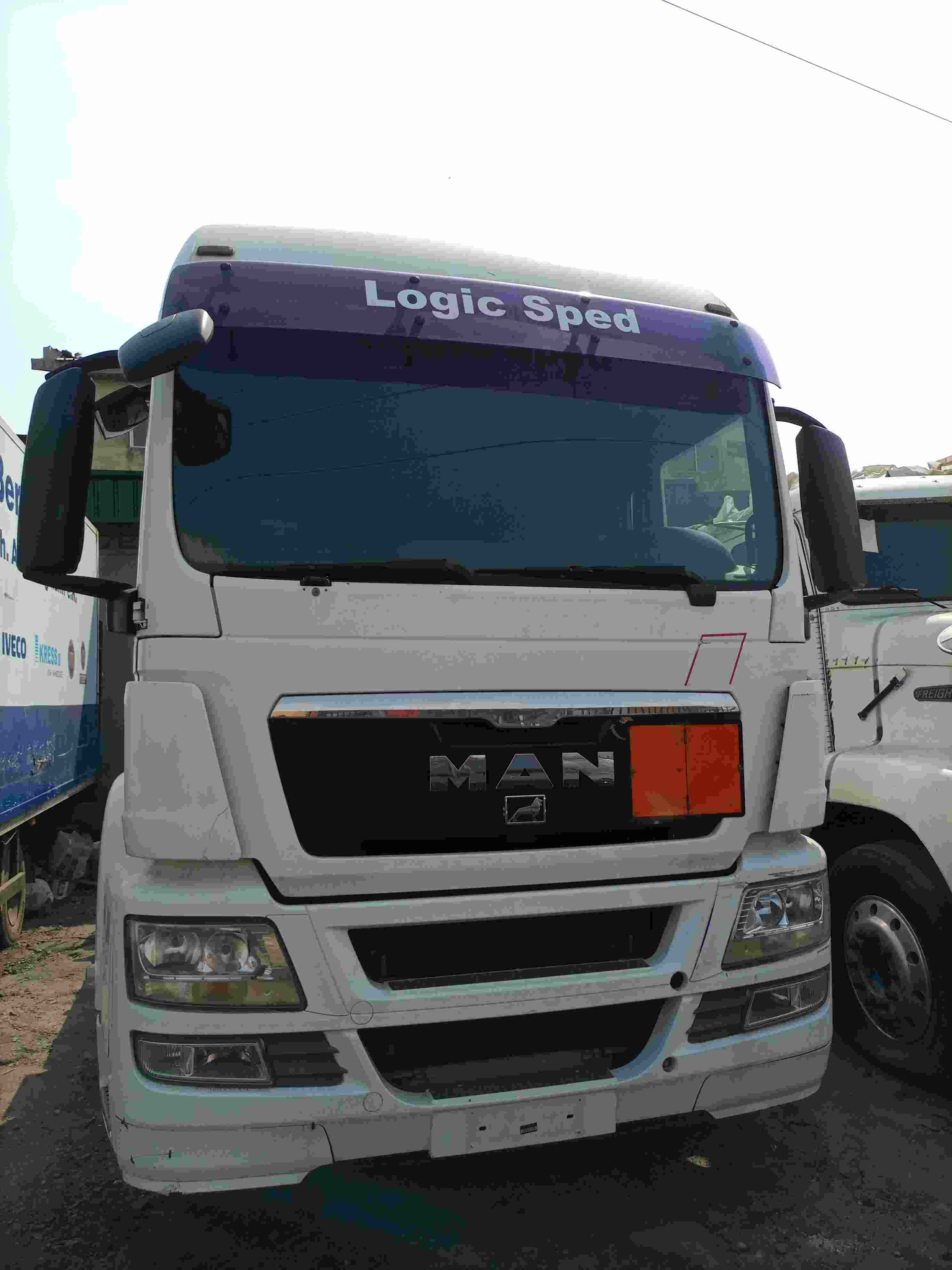 2008 Scania TRACTOR HEAD