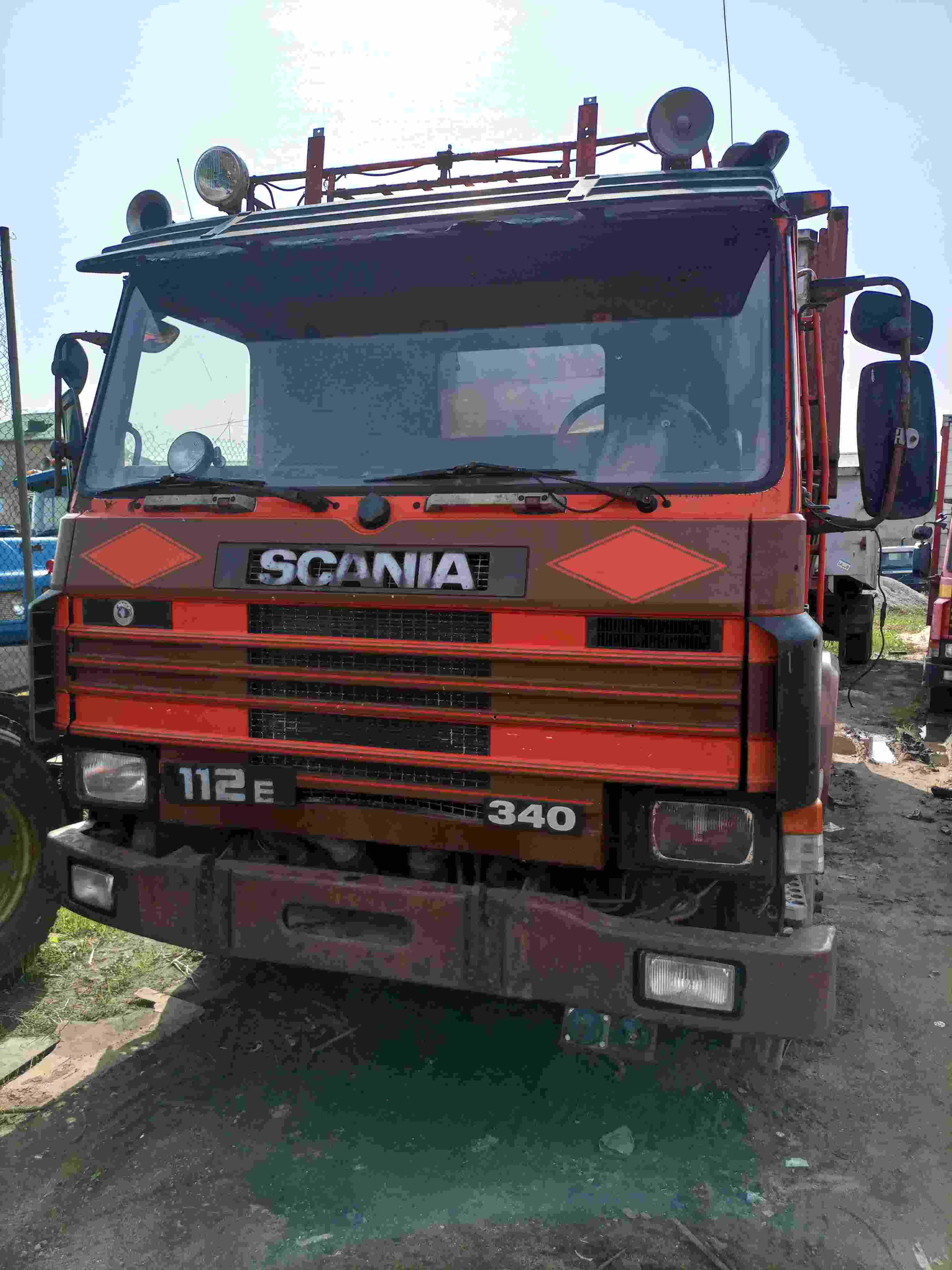 0 Scania TIPPING TRUCK