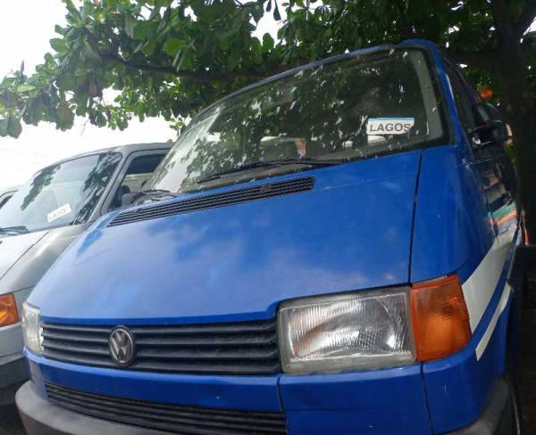 2000 Volkswagen T6 Transporter