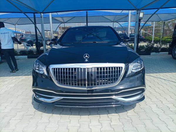2019 Mercedes-Benz Maybach