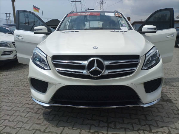 2016 Mercedes-Benz GLE 400