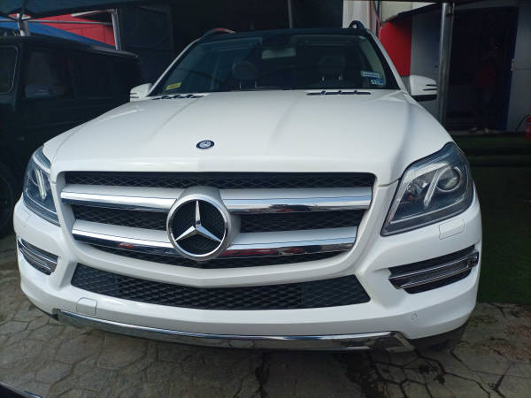 2016 Mercedes-Benz GL 450