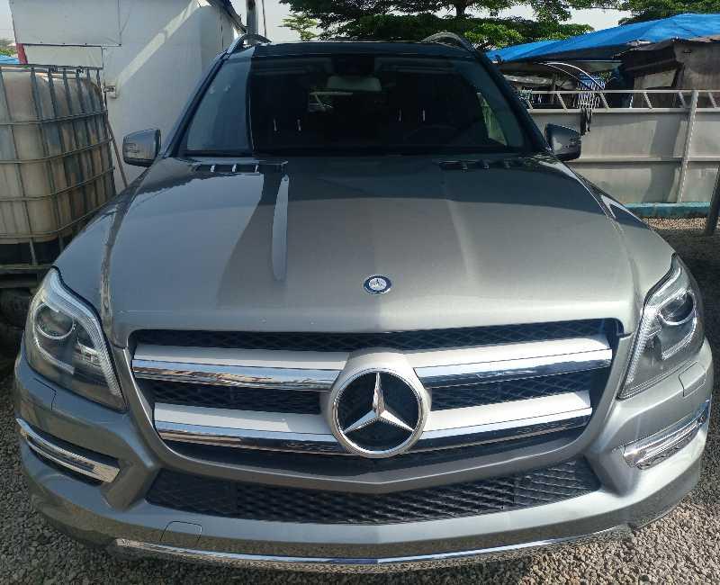 2016 Mercedes-Benz GL 450