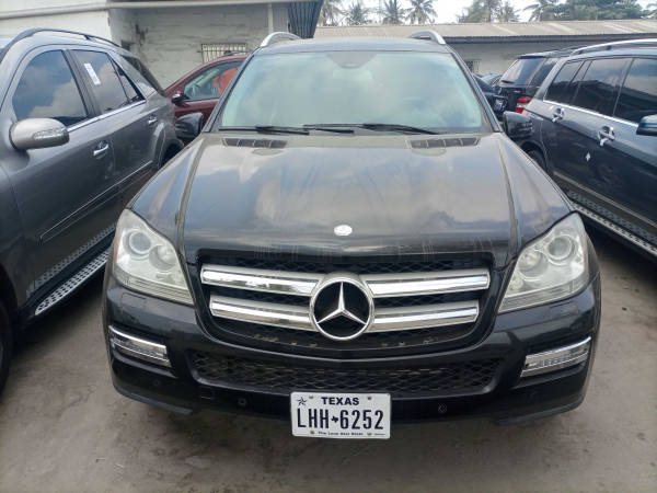 2009 Mercedes-Benz GL 450