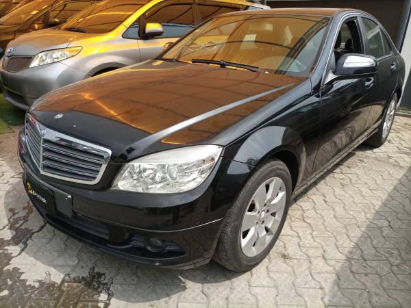 2008 Mercedes-Benz C 180