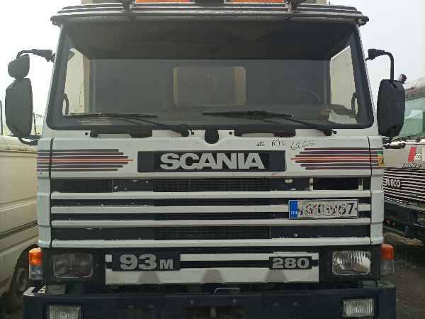 2005 Scania P94 FLATBED