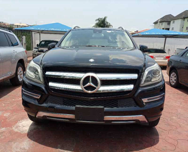 2013 Mercedes-Benz GL 450