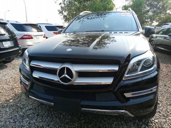 2015 Mercedes-Benz GL 450