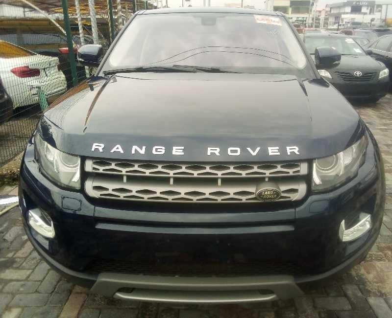 2013 Land Rover Range Rover Vogue