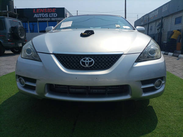 2008 Toyota Solara