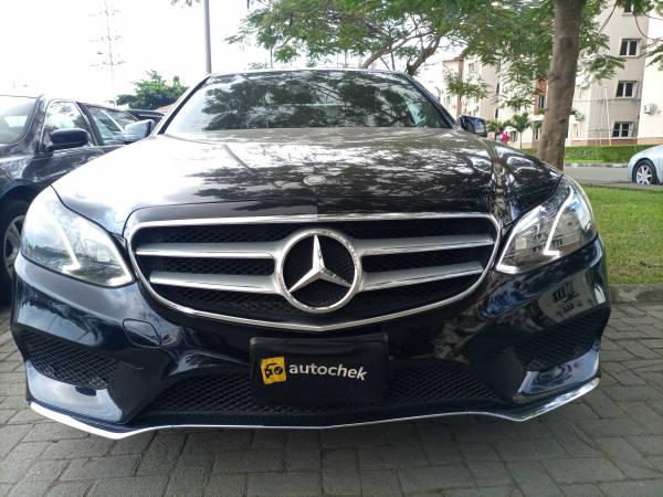 2014 Mercedes-Benz E 350