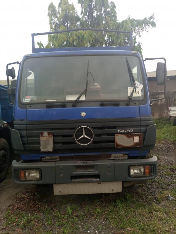 1996 Mercedes-Benz 1420