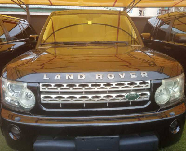 2011 Land Rover LR 3 , Series SE