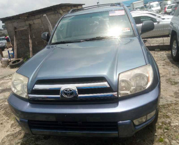 2005 Toyota 4-Runner