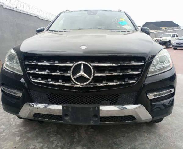 2012 Mercedes-Benz ML 350