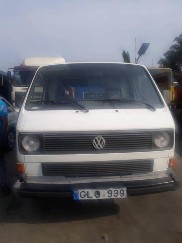 1989 Volkswagen T5 Transporter