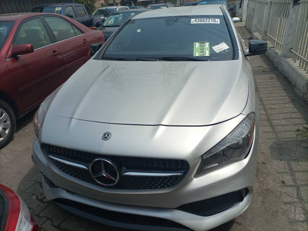 2019 Mercedes-Benz CLA 250
