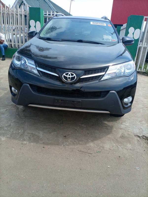 2013 Toyota RAV 4