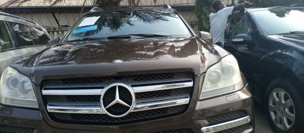 2012 Mercedes-Benz GL 450