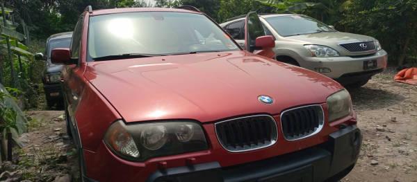 2005 BMW X3