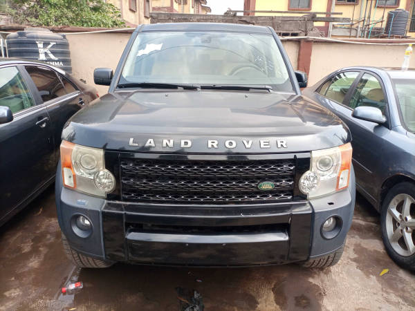 2006 Land Rover Serie III