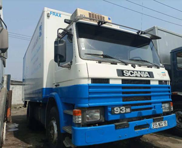 1995 Scania P94 FLATBED
