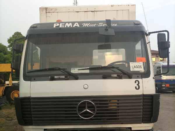 2001 Mercedes-Benz 1722