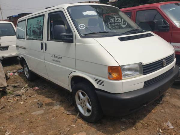 1999 Volkswagen T4 Multivan