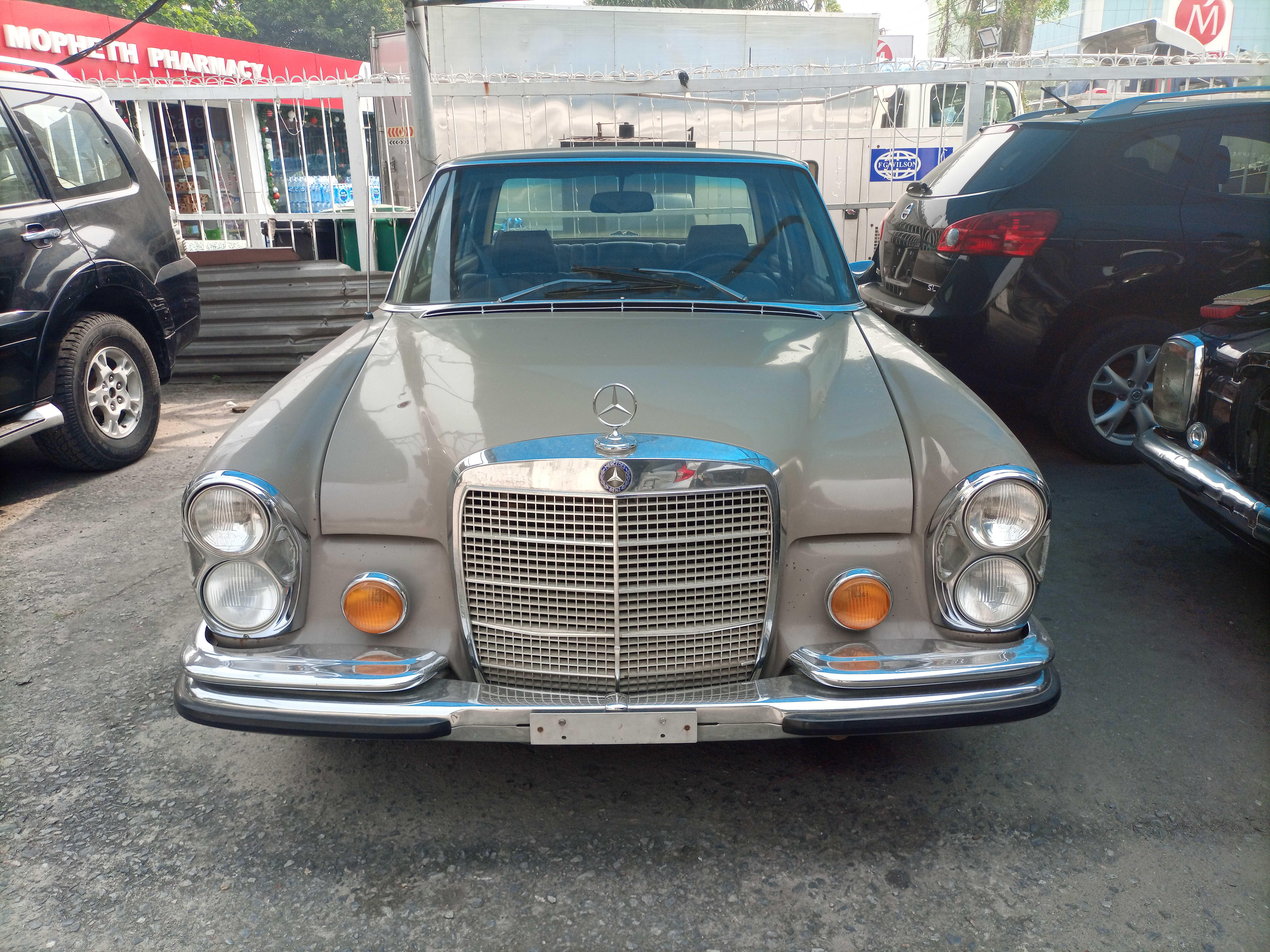 1970 Mercedes-Benz C 280
