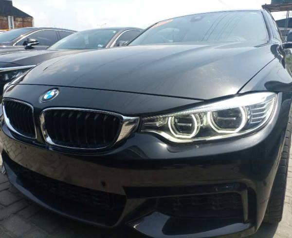 2013 BMW 435 Gran Coupé