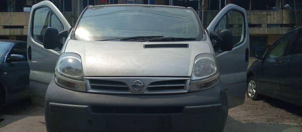 2005 Nissan Primastar