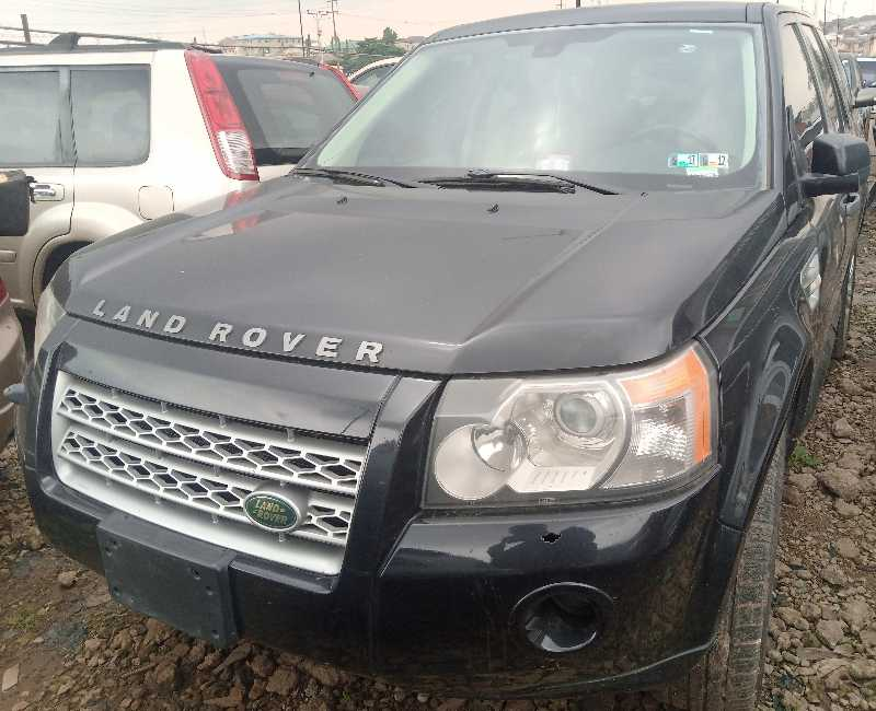 2009 Land Rover Serie II