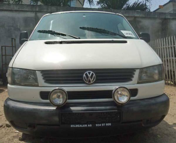 1998 Volkswagen T5 Transporter