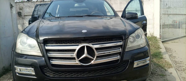 2008 Mercedes-Benz GL 550