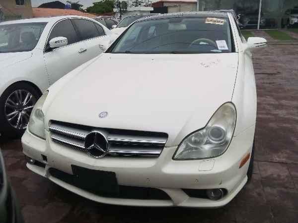 2010 Mercedes-Benz CLS 550