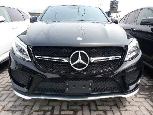 2017 Mercedes-Benz GLE 43 AMG