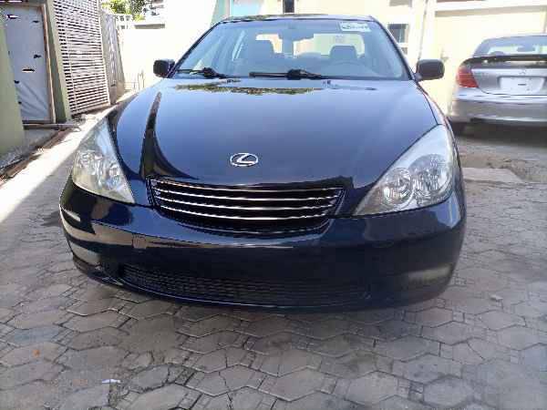 2002 Lexus ES 330
