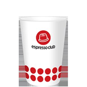 כוסות קפוצ'ינו (נייר)
