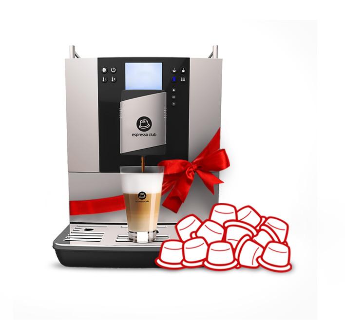 חבילת עסקים 400 + מכונת Capsule Pro 1G