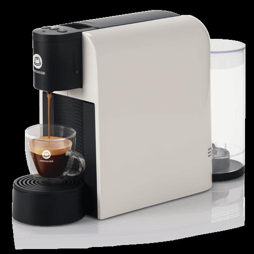 מכונת קפה Piccola לבן