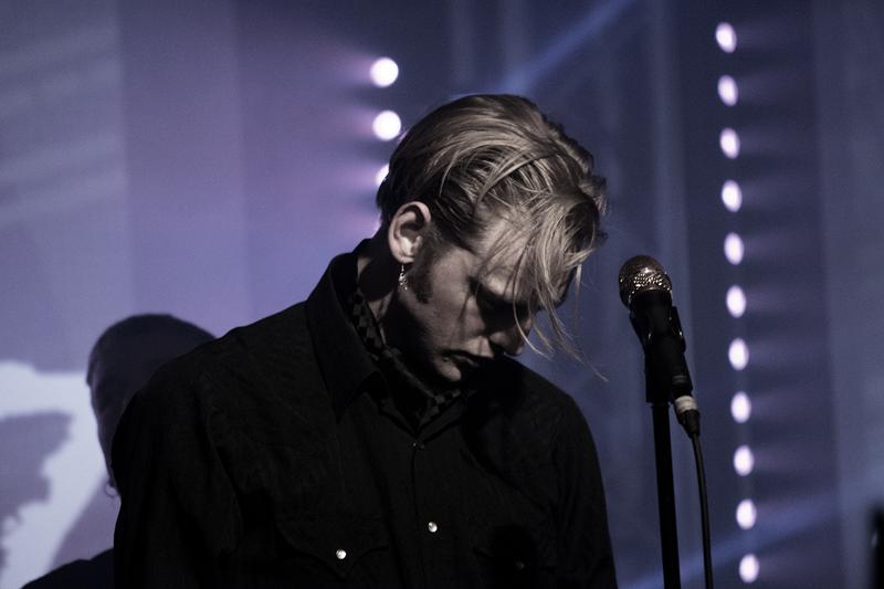 picture of Agent Sinde Grinder live in Stockholm