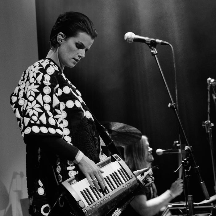 Karin Park live at Bodyfest 2015