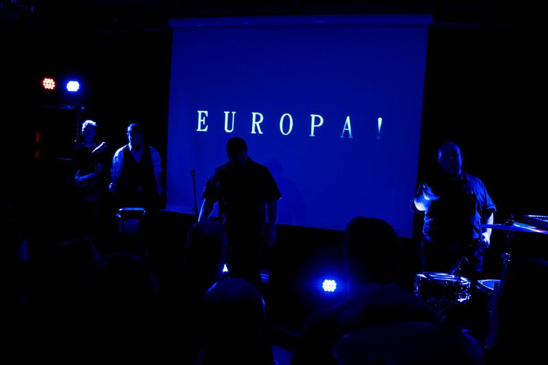 Sturm Café live at Bodyfest 2015