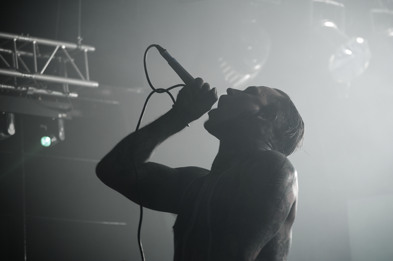 Picture of Combichrist live in Stockholm