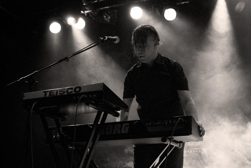 Mr Jones Machine live at Electronic Summer 2013